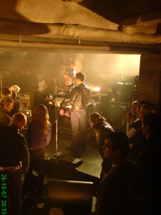 Rich Stereophonics My Friends Video Shoot